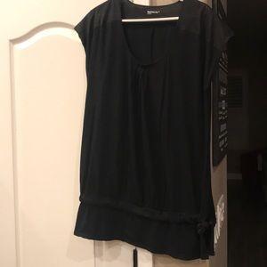 Gap maternity dress top